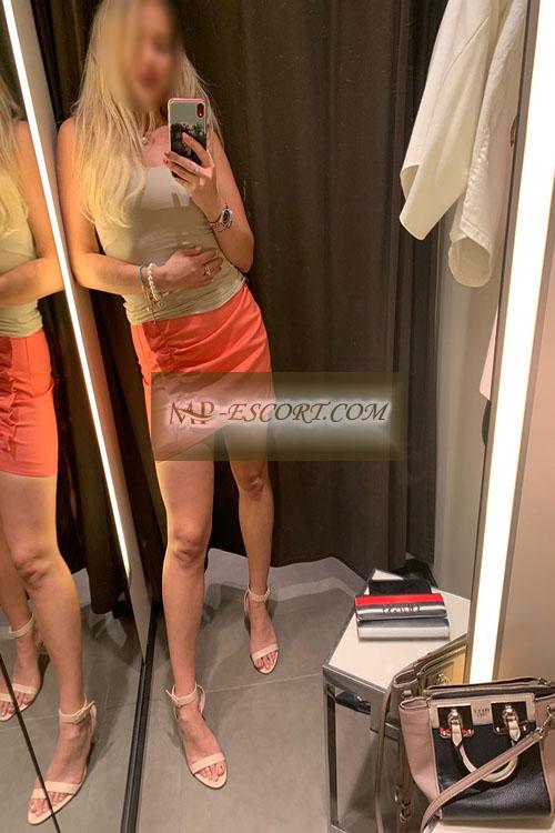 Blonde Busty Slut Cologne